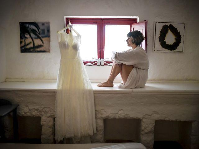 Il matrimonio di Mina e Dario a Cisternino, Brindisi 2