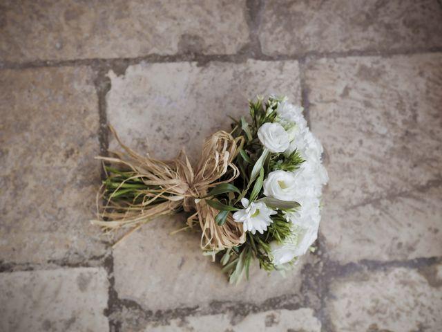 Il matrimonio di Mina e Dario a Cisternino, Brindisi 4