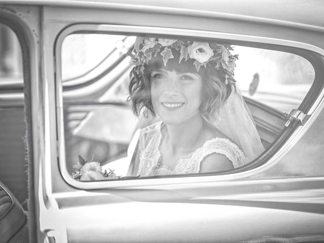 Il matrimonio di Mina e Dario a Cisternino, Brindisi 8