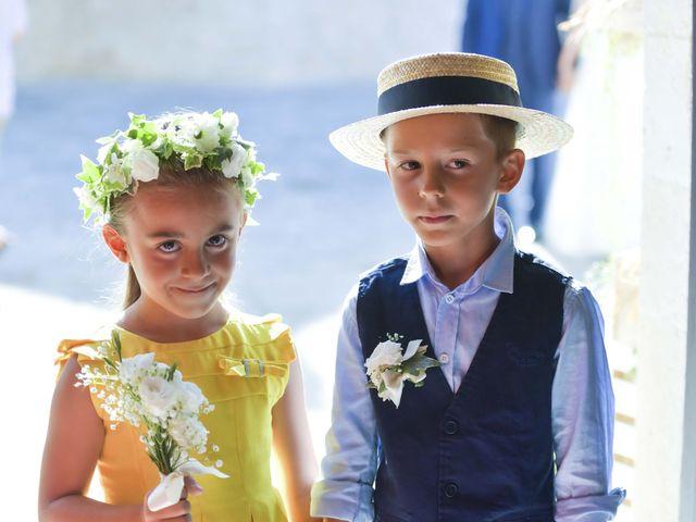 Il matrimonio di Mina e Dario a Cisternino, Brindisi 9