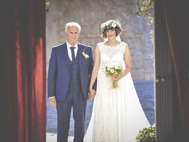 Il matrimonio di Mina e Dario a Cisternino, Brindisi 10