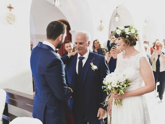 Il matrimonio di Mina e Dario a Cisternino, Brindisi 13