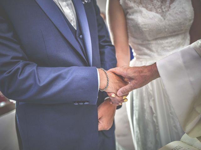 Il matrimonio di Mina e Dario a Cisternino, Brindisi 14