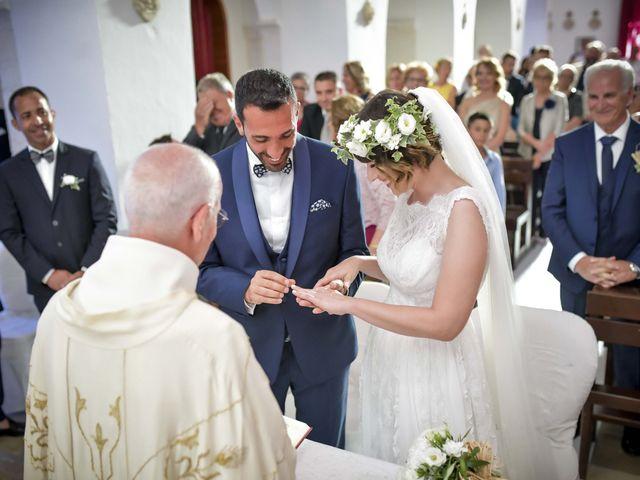 Il matrimonio di Mina e Dario a Cisternino, Brindisi 16