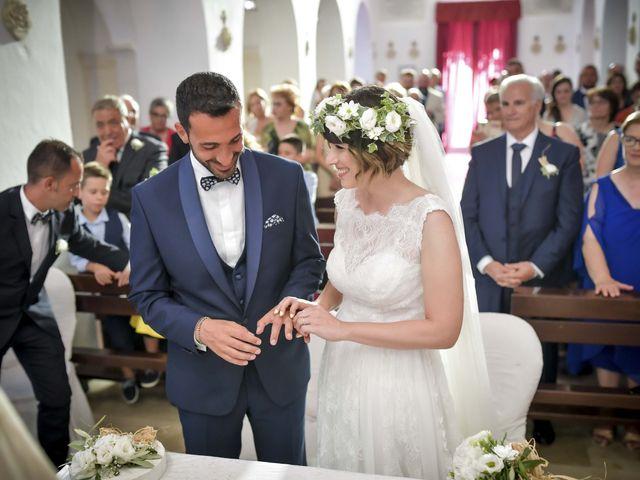 Il matrimonio di Mina e Dario a Cisternino, Brindisi 17