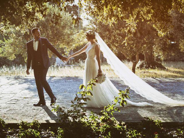 Il matrimonio di Mina e Dario a Cisternino, Brindisi 22