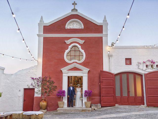 Il matrimonio di Mina e Dario a Cisternino, Brindisi 26
