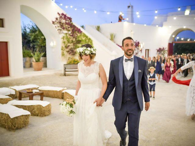 Il matrimonio di Mina e Dario a Cisternino, Brindisi 27