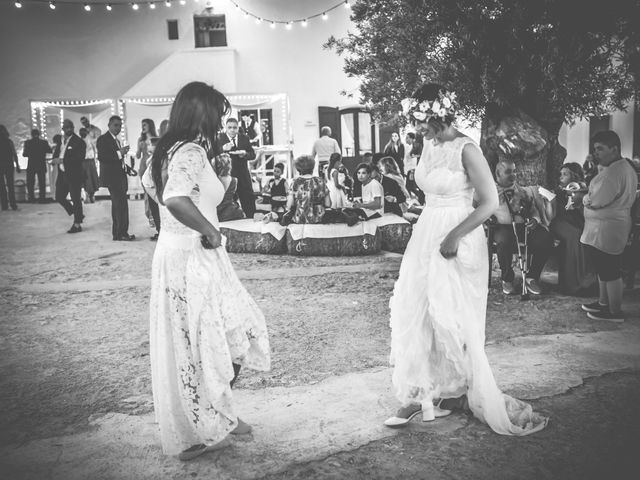 Il matrimonio di Mina e Dario a Cisternino, Brindisi 28