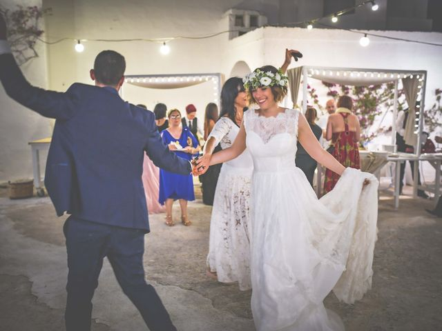 Il matrimonio di Mina e Dario a Cisternino, Brindisi 29
