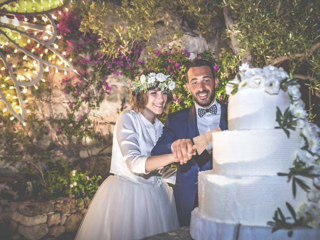Il matrimonio di Mina e Dario a Cisternino, Brindisi 36