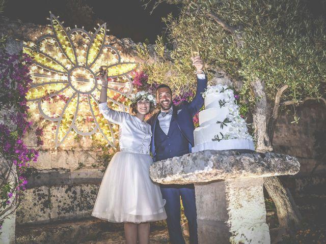 Il matrimonio di Mina e Dario a Cisternino, Brindisi 37