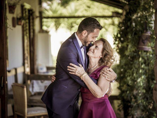 Il matrimonio di Mina e Dario a Cisternino, Brindisi 49
