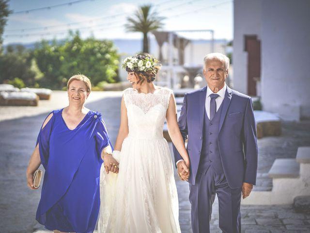 Il matrimonio di Mina e Dario a Cisternino, Brindisi 64