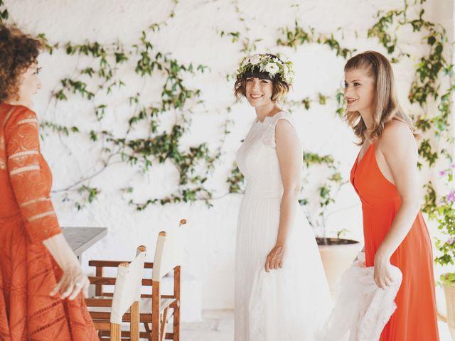 Il matrimonio di Mina e Dario a Cisternino, Brindisi 65