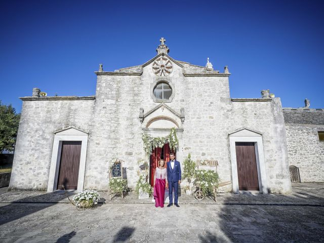 Il matrimonio di Mina e Dario a Cisternino, Brindisi 69