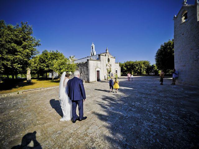 Il matrimonio di Mina e Dario a Cisternino, Brindisi 70
