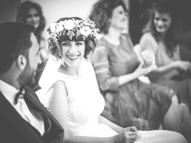 Il matrimonio di Mina e Dario a Cisternino, Brindisi 79