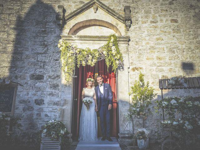 Il matrimonio di Mina e Dario a Cisternino, Brindisi 81