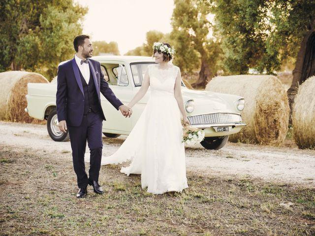 Il matrimonio di Mina e Dario a Cisternino, Brindisi 83