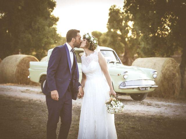 Il matrimonio di Mina e Dario a Cisternino, Brindisi 84
