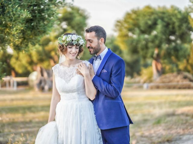 Il matrimonio di Mina e Dario a Cisternino, Brindisi 89