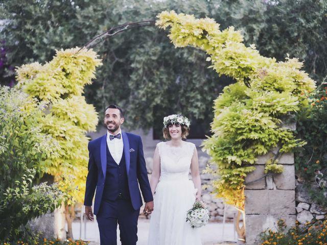 Il matrimonio di Mina e Dario a Cisternino, Brindisi 96