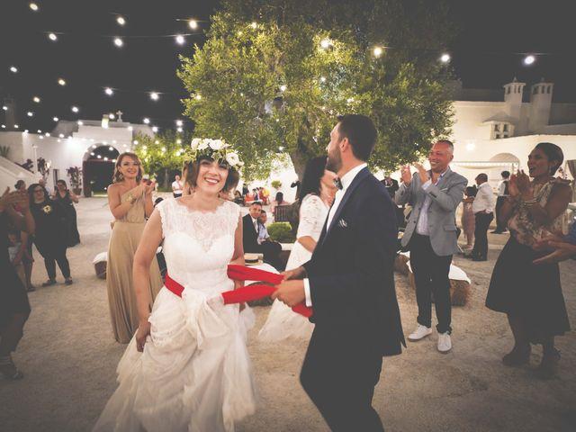 Il matrimonio di Mina e Dario a Cisternino, Brindisi 99
