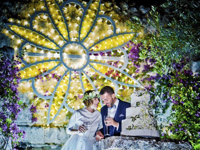 Il matrimonio di Mina e Dario a Cisternino, Brindisi 109