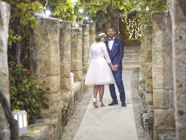 Il matrimonio di Mina e Dario a Cisternino, Brindisi 111