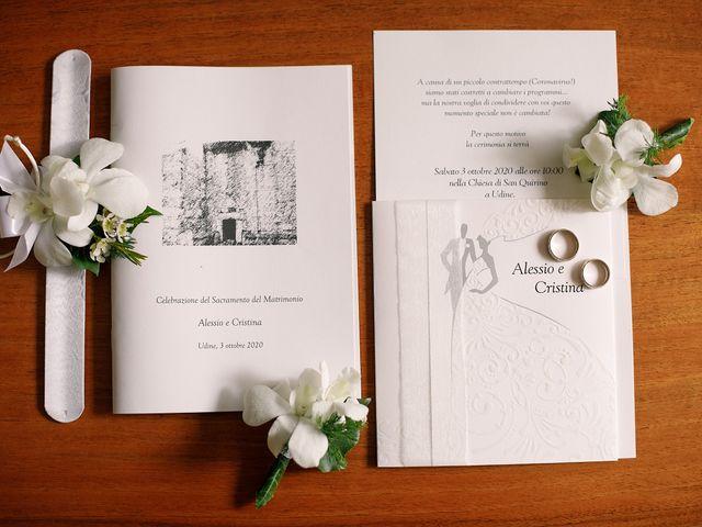 Il matrimonio di Alessio e Cristina a Udine, Udine 3