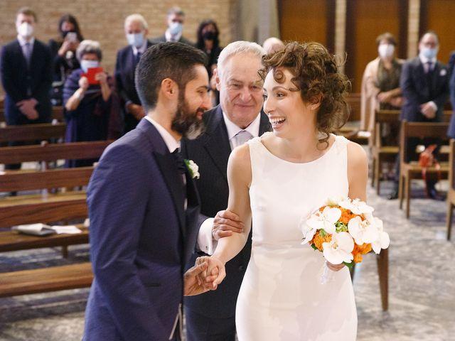 Il matrimonio di Alessio e Cristina a Udine, Udine 10