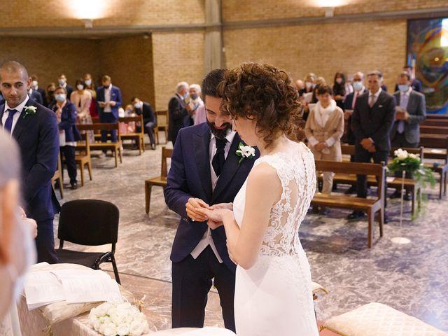 Il matrimonio di Alessio e Cristina a Udine, Udine 11