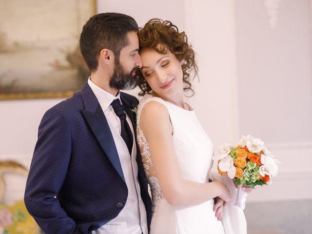 Il matrimonio di Alessio e Cristina a Udine, Udine 15