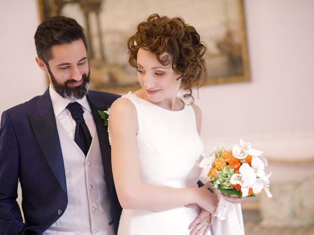 Il matrimonio di Alessio e Cristina a Udine, Udine 16