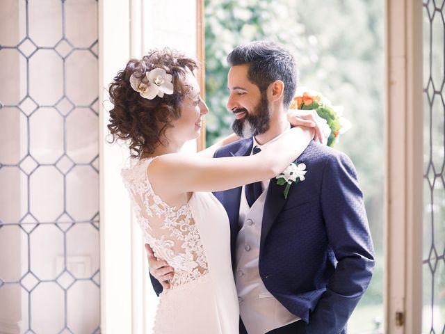 Il matrimonio di Alessio e Cristina a Udine, Udine 21