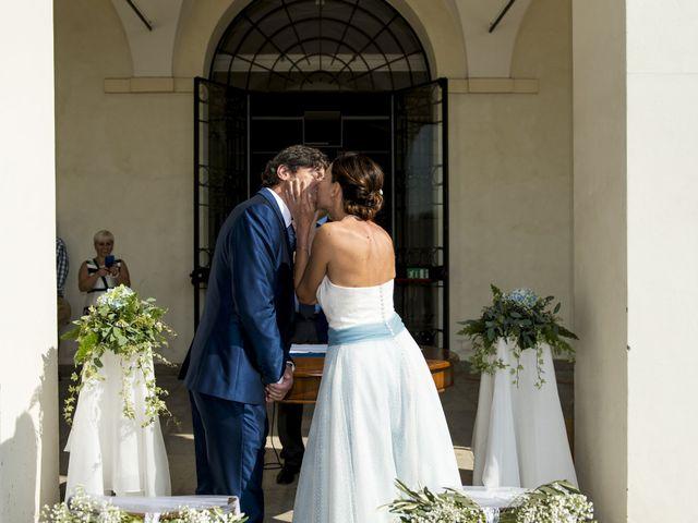Le nozze di Alessia Rosaria e Tommaso