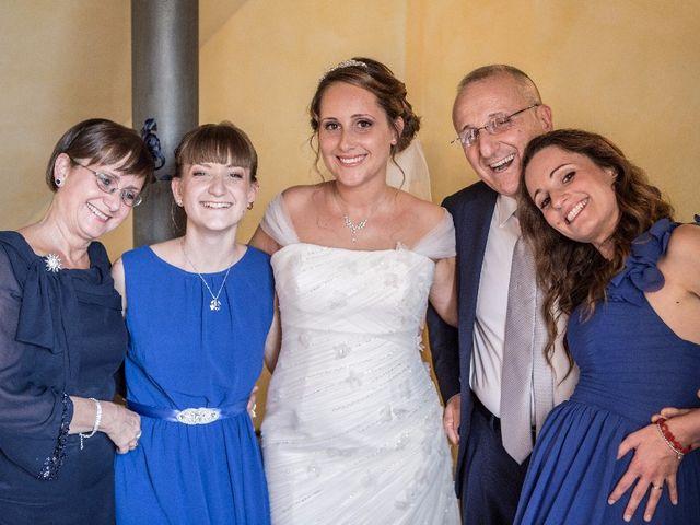 Il matrimonio di Mauro e Giorgia a Castrezzato, Brescia 17