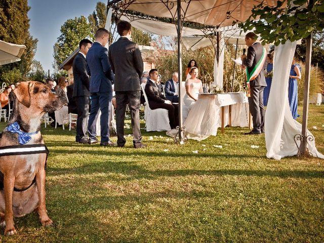 Il matrimonio di Mauro e Giorgia a Castrezzato, Brescia 35