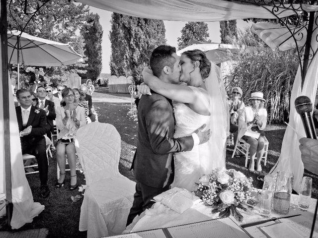 Il matrimonio di Mauro e Giorgia a Castrezzato, Brescia 40