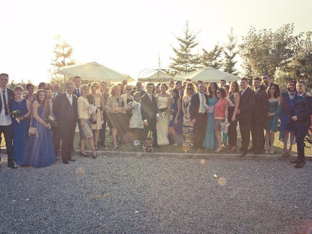 Il matrimonio di Mauro e Giorgia a Castrezzato, Brescia 43