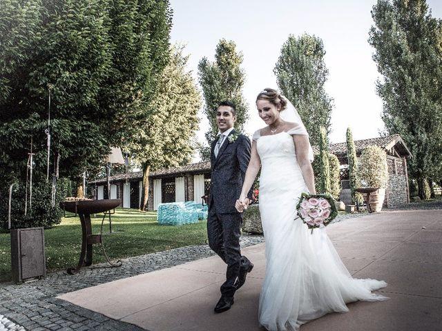 Il matrimonio di Mauro e Giorgia a Castrezzato, Brescia 45