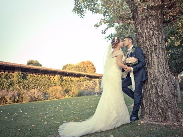 Il matrimonio di Mauro e Giorgia a Castrezzato, Brescia 1