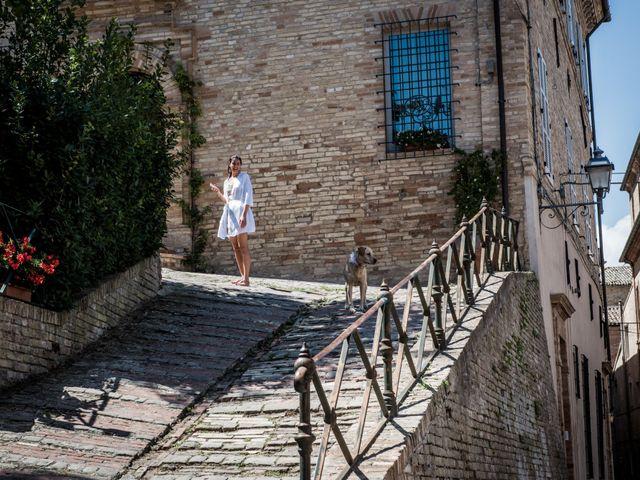 Il matrimonio di Simone e Valentina a Fermo, Fermo 3