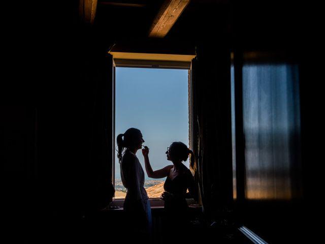 Il matrimonio di Simone e Valentina a Fermo, Fermo 36