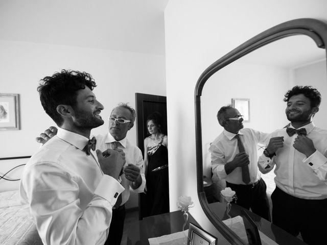 Il matrimonio di Simone e Valentina a Fermo, Fermo 41