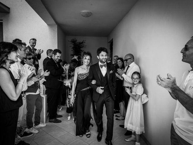 Il matrimonio di Simone e Valentina a Fermo, Fermo 47