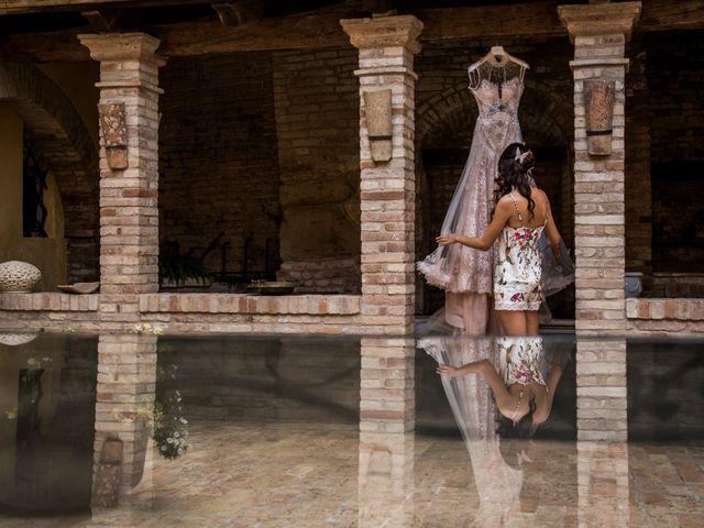 Il matrimonio di Simone e Valentina a Fermo, Fermo 50