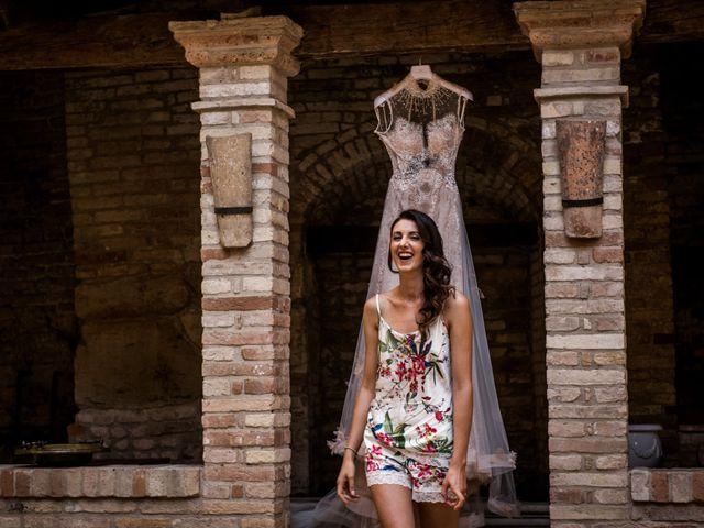 Il matrimonio di Simone e Valentina a Fermo, Fermo 51