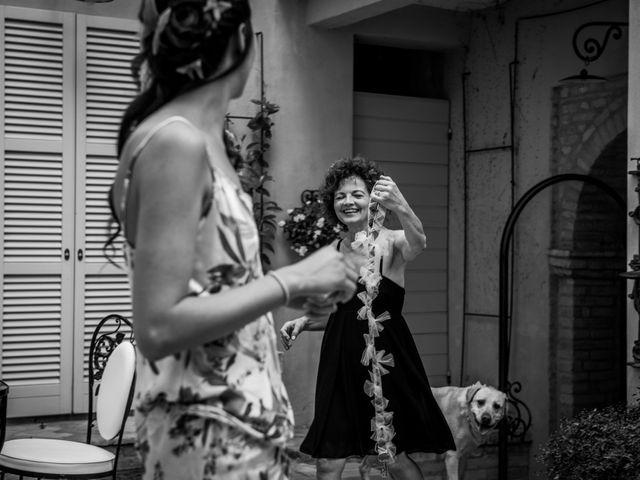Il matrimonio di Simone e Valentina a Fermo, Fermo 54
